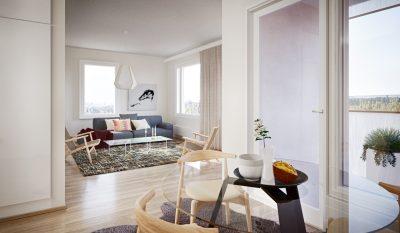 Asuminen kehittyy palveluksi Kotikatu365 Lipporanta